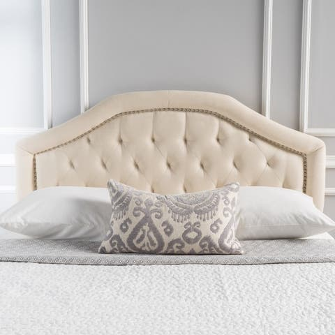 Killian Contemporary Fabric Full/Queen Headboard by Christopher Knight Home