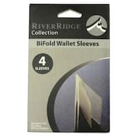 Punita Group Bi-fold Wallet Sleeves (Pack of 4)