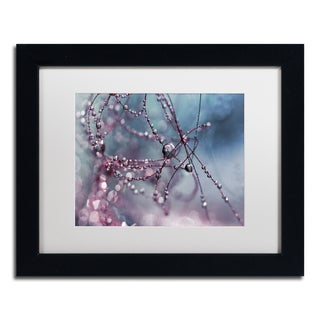 Beata Czyzowska Young 'Colours of Today' Matted Framed Art