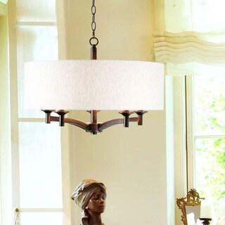 Kingsman 5 Light Pendant