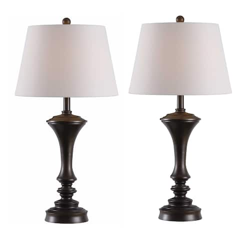 Copper Grove Hersey 2-pack Table Lamp