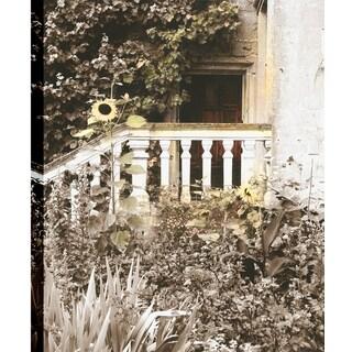 Hobbitholeco 'Sunflower' Landscape Photography Canvas Wall Art
