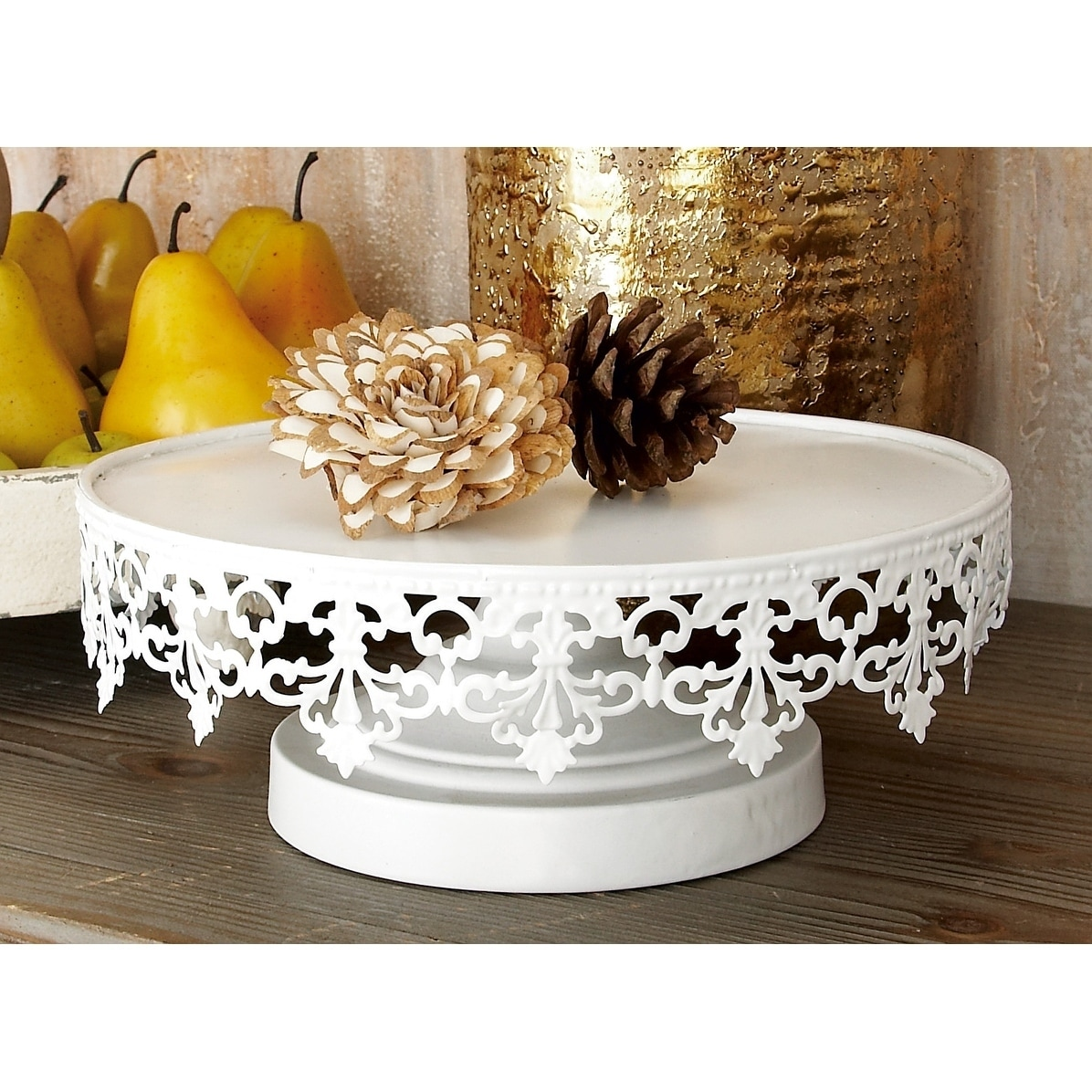 Studio 350 Metal Cup Cake Stand (Set of 3) (MTL CUP Cake ...