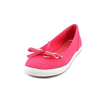 Naturalizer Women's 'Client' Pink Canvas Casual Shoes