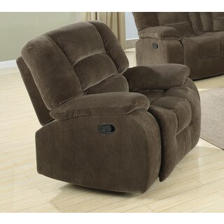 Charlie Casual Brown Sage Motion Recliner