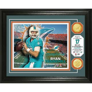 Ryan Tannehill Bronze Coin Photo Mint