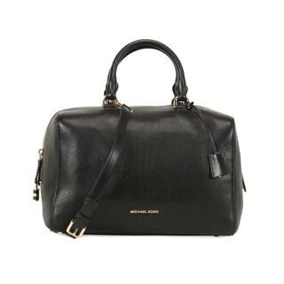 Michael Kors Black Large Kirby Satchel Handbag