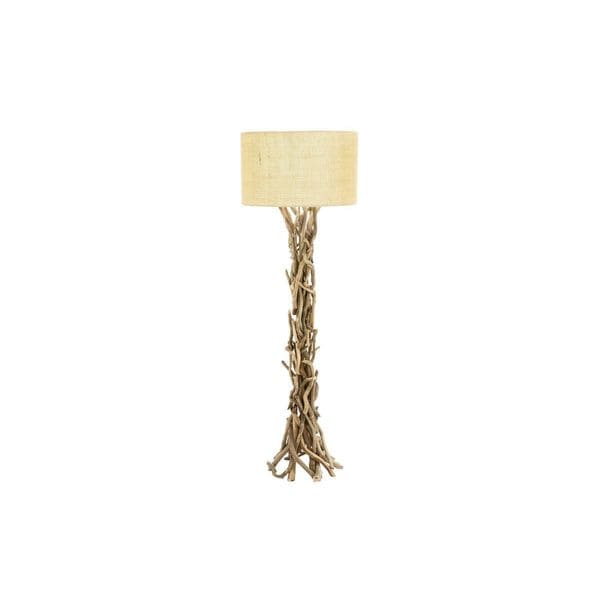 Driftwood Metal 13-inch-wide x 59-inch-high Floor Lamp