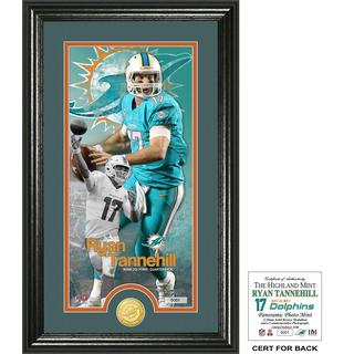 "Ryan Tannehill ""Supreme"" Bronze Coin Panoramic Photo Mint"
