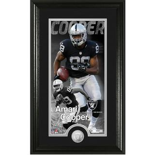 "Amari Cooper ""Supreme"" Minted Coin Panoramic Photo Mint"