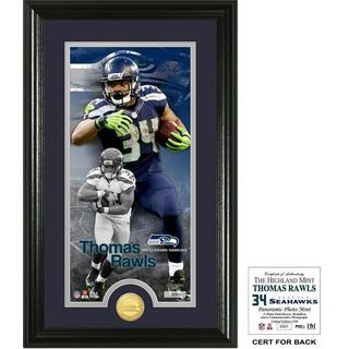"Thomas Rawls ""Supreme"" Bronze Coin Panoramic Photo Mint"