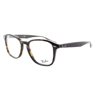 Ray-Ban RX 5352 2012 Havana Plastic Square 52mm Eyeglasses