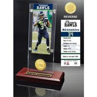 Thomas Rawls Ticket & Bronze Coin Ticket Acrylic