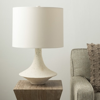 Almeria Table Lamp with Matte Resin Base