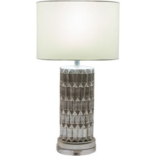 Cabrera Table Lamp with Resin Base