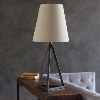 Charleigh Table Lamp with Painted Iron Base
