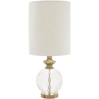 Cristopher Table Lamp with Crystal Base