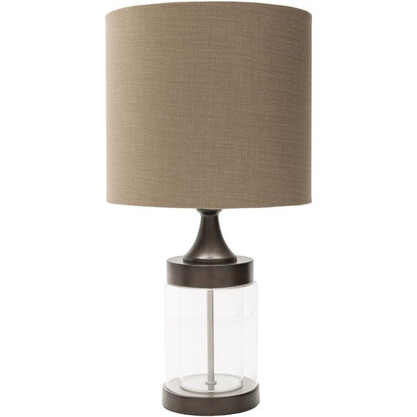 Frankie Table Lamp with Glass Base