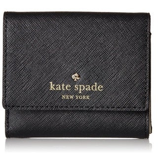 Kate Spade New York Cedar Street Tavy Black Wallet