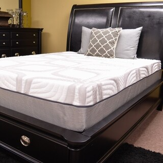 Bliss by Integrity Bedding Sleep-o-nomics 11-inch Queen-size Gel Memory Foam Mattress