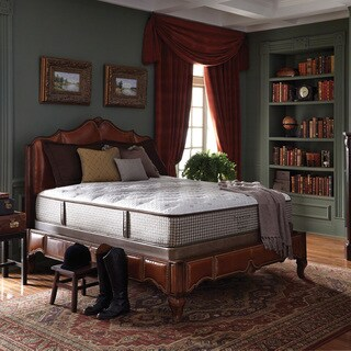 Downton Abbey Country Living 14 inch Firm King-size Mattress Set