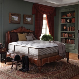 Downton Abbey Country Living 13.25 inch Luxury Firm Queen-size Mattress Set