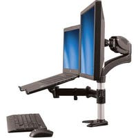 StarTech.com Single-Monitor Arm - Laptop Stand - One-Touch Height Adj