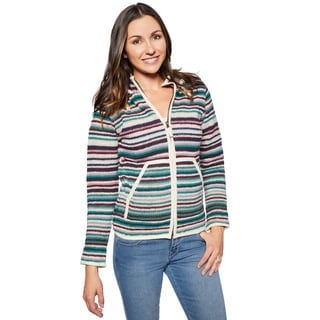 Laundromat Women's Geneva Hooded Sweater