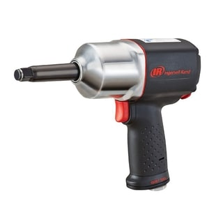 1/2-inch Composite Impact Wrench - Quiet Ext Anvil