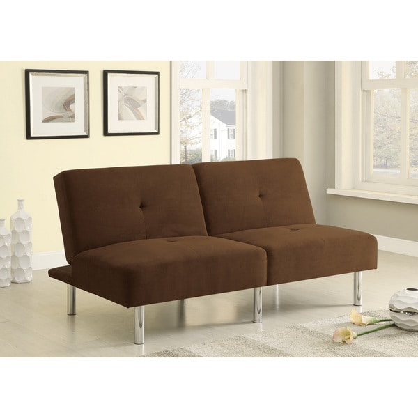 Microfiber Sofa Beds: Shop Coaster Company Microfiber Sofa Bed