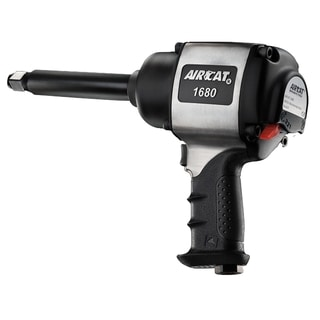 3/4 Xtreme-duty Aluminum Twin Hammer Impact Wrench