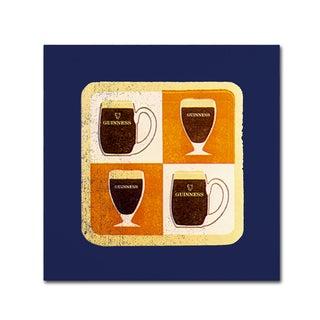 Guinness Brewery 'Guinness II' Canvas Art