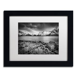 Philippe Sainte-Laudy 'You Gotta Believe' Matted Framed Art