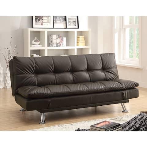 "Coaster Company Fine Furniture Sofa Bed (Brown) - 73"" x 37"" x 33.50"""