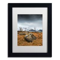 Philippe Sainte-Laudy 'The Initial' Matted Framed Art