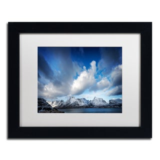 Philippe Sainte-Laudy 'Sweater Weather' Matted Framed Art
