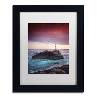 Philippe Sainte-Laudy 'Something's Missing' Matted Framed Art