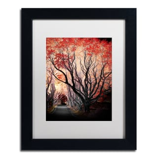 Philippe Sainte-Laudy 'Powerful One' Matted Framed Art