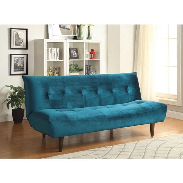 Coaster Company Home Furnishings Sofa Bed Teal Free