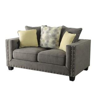Coaster Company Contemporary Grey Sofa or Loveseat