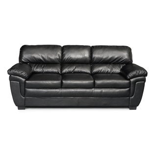 Coaster Company Black Sofa