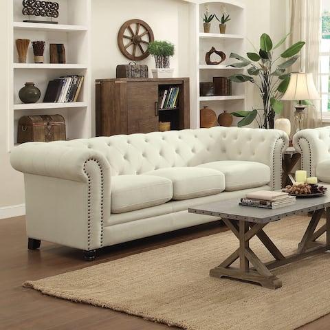Coaster Company Home Furnishings Sofa (Oatmeal)