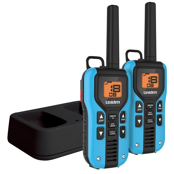 Uniden GMR4055-2CK Two-Way Radio with 40-mile Range and Charging Kit