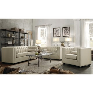 Coaster Company Home Furnishings Sofa (Oatmeal)