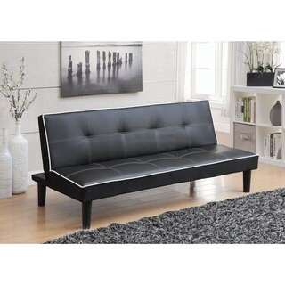 Coaster Company Home Furnishings Black Sofa Bed