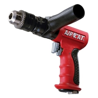 1/2-inch Reversible Red Composite Drill
