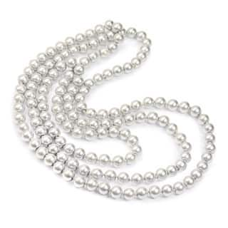 Sweet Romance Art Deco Knotted Pearl 52-inch Long Rope Necklace|https://ak1.ostkcdn.com/images/products/12190190/P19039020.jpg?impolicy=medium