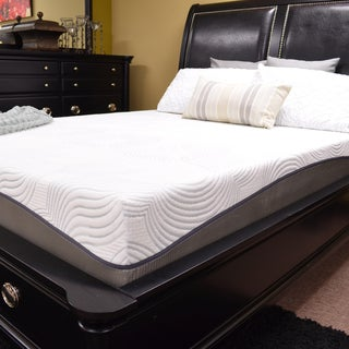 Revive by Integrity Bedding Sleep-o-nomics 9-inch Queen-size Memory Foam Mattress