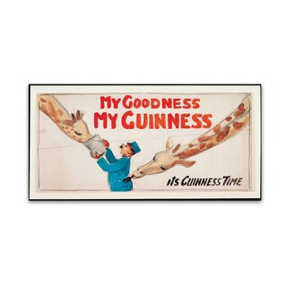 Guinness Brewery 'My Goodness My Guinness III' Canvas Art