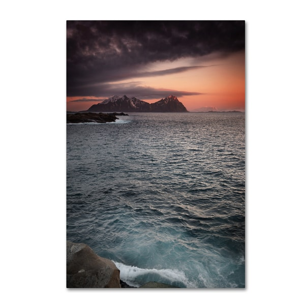Philippe Sainte-Laudy 'Old Thing Back' Canvas Art